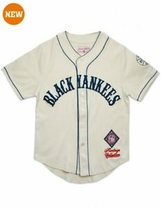 New York Black Yankees Negro League Jersey BLACK YANKEES HERITAGE JERSEY 4XL