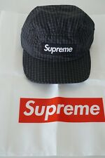 SUPREME NEW YORK 5 PANEL BOX LOGO CAP AUTHENTIC