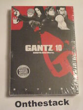 MANGA:  Gantz Vol. 10 by Hiroya Oku (Paperback, 2010) Sealed!