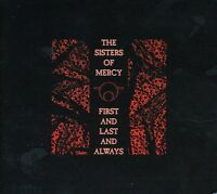 The Sisters of Mercy - First & Last & Always [New CD] UK - Import
