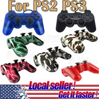 USA Game Controller Joypad Pad For Sony PS2 Playstation 2 /PS3 Playstation 3 se