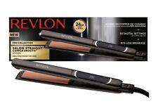 BNIB & Sealed Revlon Salon Straight Copper Smooth Styler Hair Straighteners