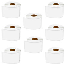 8 Roll Address Shipping Labels For Dymo 30256 Labelwriter 400 450 4xl 23x4
