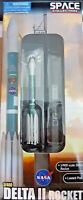 Delta II Rocket Deep Impact w/Launch Pad - Scala 1:400 Die Cast - Dragon Space
