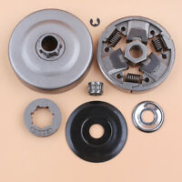 Clutch Drum Washer Rim Sprocket Kit For Stihl 026 MS260 024 MS240 Chainsaw 325-7