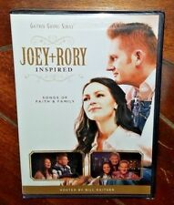 Joey + Rory Inspired [Video] by Joey + Rory (DVD, Oct-2013, Gaither Music Group)