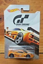 Hot Wheels 2018 Gran Turismo Series 8/8 McLAREN F1 GTR (A+/A*)