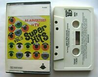 Ronco's Super Hits Vol 2 ~ Various Artists – Cassette Tape 1980 WORKS Jackson