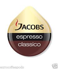 24 x Tassimo Jacobs Caffè Espresso T DISC venduti alla rinfusa