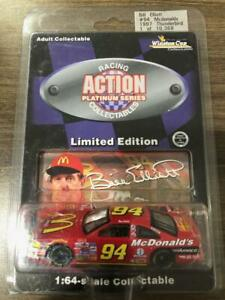 BILL ELLIOTT 1997 MCDONALDS 1/64 ACTION DIECAST THUNDERBIRD CAR 1/10,368