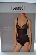WOLFORD Netsation Forming Damen String Body Bodysuit Shape Control light