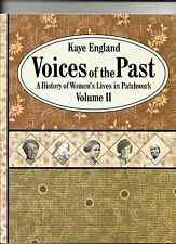 Voices of the Past Vol. 2 by Kaye England (Paperback)