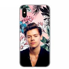 Harry Estilos Funda iPhone 5 6 6S 7 8 + X Xr XS 11 Pro Max SE 2nd Generation