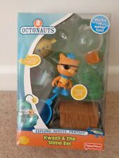 Octonauts Kwazii and the Slime Eel action rescue kit, boxed