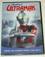 Ultraman: Here He Comes from the Sky! NEW DVD The First 10 Episodes BIN FURUYA