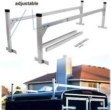 Adjustable Aluminum Trailer Ladder Rack fit for Enclosed Trailers
