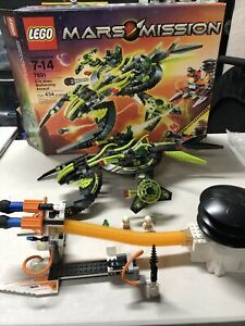LEGO Space ETX Alien Mothership Assault (7691)