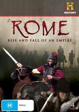 Rome - Rise And Fall Of An Empire (DVD, 2015, 4-Disc Set)