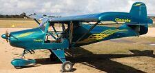 CA-25-N Gazelle Goolwa Skyfox Airplane Mahogany Kiln Wood Model Large New