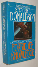FORBIDDEN KNOWLEDGE - STEPHEN R. DONALDSON - EN INGLES