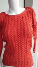 NEW BANANA REPUBLIC KNIT BRAIDED PETITE SWEATER SIZE PXS