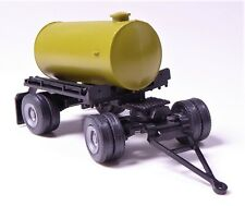 H0 Modelltec s.e.s. Anhänger Wasserwagen Tankanhänger DDR LPG grün # 14910471