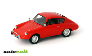 Jamos GT rot 1962 - 1:43 AutoCult Österreich Coll.