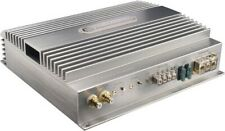 DLS Ultimate A2 2 Channel HQ car Speaker bass Amp Amplifier New With Worn Packag