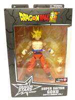 "Dragon Ball Super Dragon Stars Super Saiyan Goku Battle Damaged 6"" Action Figure"