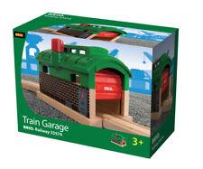 BRIO 33574 Train Garage Wooden Railway Destinations Age 3 years+