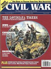 Civil War Society #43 Jews Fighting Jews Canadians Baseball Louisiana Tigers