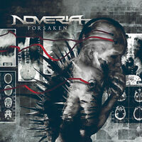 NOVERIA - Forsaken - CD DIGIPACK