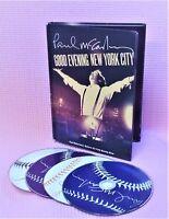 [2CD+2DVD+Bookcase] Good Evening New York City by Paul McCartney CD+ DVD