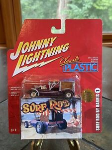 2005 Johnny Lightning Surf Rod By Barris 1/64 NIP Classic Plastic W/Collect Box
