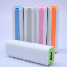 USB con Power Bank 2600mAh compatibile Samsung Galaxy S2 S3 S4 S5 S6 S7 hs