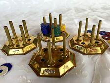 Vintage Mah Jongg Tung Foon Counters Set for mahjong, Free Shipping!