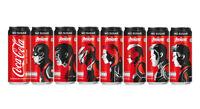 Coca Cola AVENGERS ENDGAME Can Thailand set of 7 COKE no sugar 325ml
