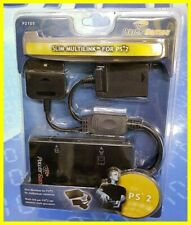 MULTITAPE MULTITAP MULTILINK PER PS2 Playstation 2 e PS2 SLIM - NUOVO