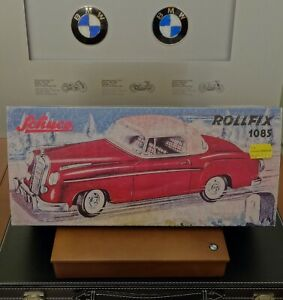 original Schuco Rollfix 1085 rot NEU Schuco Rollfix 1085 red NEW