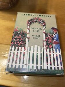 Casswell Massey Damask Rose, Floral Soap