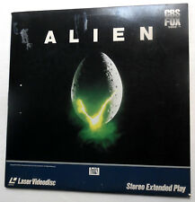 ALIEN Laserdisc 1979 Sigourney WEAVER Tom SKERRITT CBS FOX Video USED ACTION Adv