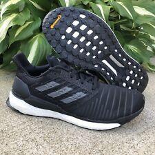 New Adidas Solar Boost Running/Training Shoes Women's Size 12 Black/Gray BC0674