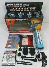 TRANSFORMERS G1 PROTECTOBOT HOT SPOT DEFENSOR COMPLETE W/BOX 1986 HASBRO