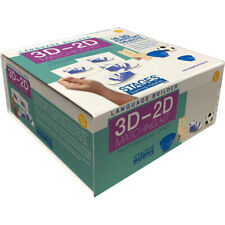 Stages Learning Materials 009 Language Builder 3D 2D Matching Kit (Pp)