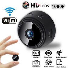 1080P HD IP WIFI Mini Wireless Camera Spy Home Security Hidden DVR Night Vision