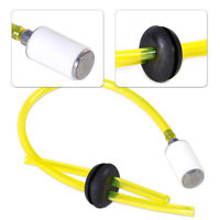 Soft Fuel Line Pipe Hose with Fuel Filter Grommet 3004105 fit Earthquake Auger
