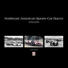 Northeast American Sports Car Races 1950-1959 book paper