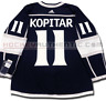 ANZE KOPITAR LOS ANGELES KINGS HOME AUTHENTIC PRO ADIDAS NHL JERSEY