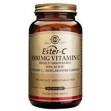 Solgar Ester-C(R) 1000 mg Vitamin C 90 Capsules