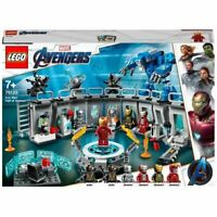 LEGO 76125 Marvel Avengers Iron Man Hall of Armor Lab Set